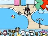 Украшаем аквапарк
