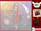 Witch Jigsaw Puzzle