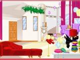 Flash игра для девочек Mansion Decoration