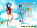 Игра Winx Bloom Dress 2