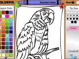 Coloring in Parrot