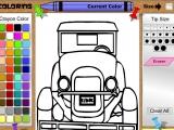 Раскраски: Old Car