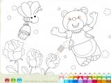 Раскраски: The Bear