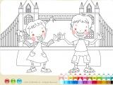 Раскраска: Child's