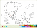 Игра My Balloon