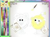 Раскраски: Смешарики