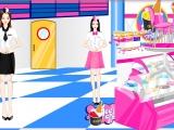Flash игра для девочек Decoration Imizzi Shop