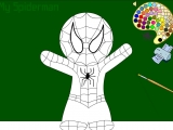 My Spiderman Colour