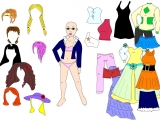 Stylist Dress Game - Стань стилистом