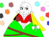 Раскраска: Princess