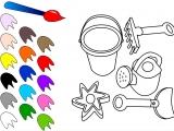 Раскраски: My Toys