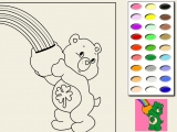 Раскраски: The Bear Colour