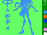 Игра Winx Flora
