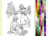 Раскраски: Герда и Кай