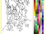 Раскраски: The Hare