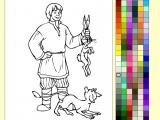 Раскраски: Paint Shert