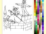 Раскраски: Paint Shepherdess