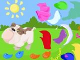 Игры с животными - Пончик