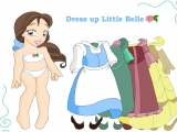 Dress Up Little Belle