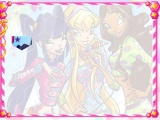 Winx Club: Hexagon Puzzle