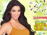 Kim Kardashian Celebrity Makeover