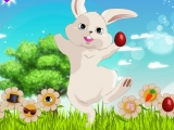 Игра Fluffy Bunny Decoration
