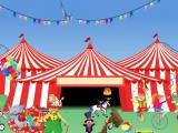Circus Carnival Decor </br> Декорирование Перед Карнавалом