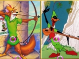 Robin Hood Similarities