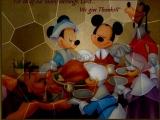 Пазлы: День благодарения с Микки