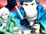 Jonny Quest Online coloring page