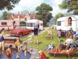 Puzzle Mania Caravan Holiday