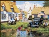 Puzzle Mania Village Pond </br> Древний Водоём