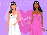 Невеста и подружка невесты