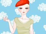 Модная девочка 1