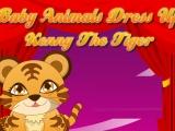 Baby Tiger Dress Up - Наряд для тигренка