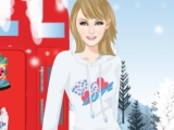 Winter Getaway Dress Up - Зимняя одевалка для девушки