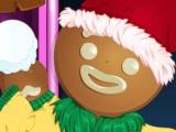 Christmas Gingerbread - Одень Пряника в Новый Год