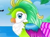 Попугайские перышки