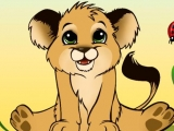 Наряди львенка