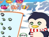 Baby Penguin Dress Up - Одень пингвинчика