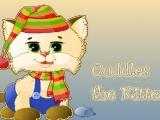 Cuddles The Kitten - Зимний наряд для котенка