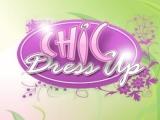 Cute Chic Dress Up - Наряди девушку Кристину
