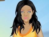 Pocahontas Dress Up - Стильный макияж для девушки