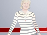 Peppy's Ellen Degeneres Dress Up - Примерь наряды на девушку