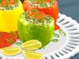 Кухня Сары: Набитые Перцы