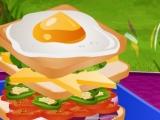 Сэндвич на Природе