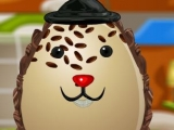 Egg Chocolate Decoration