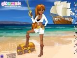Pirate Girl Dress Up 2