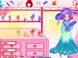 Принцесса Ужин Одевается