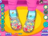 Крок модная обувь